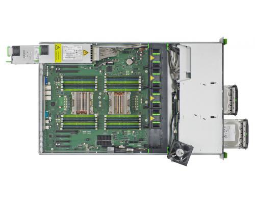 Fujitsu PRIMERGY RX300 S8 open