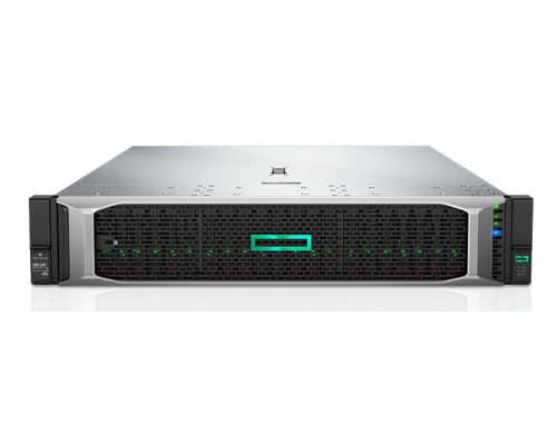 HP DL380 2U с безелью