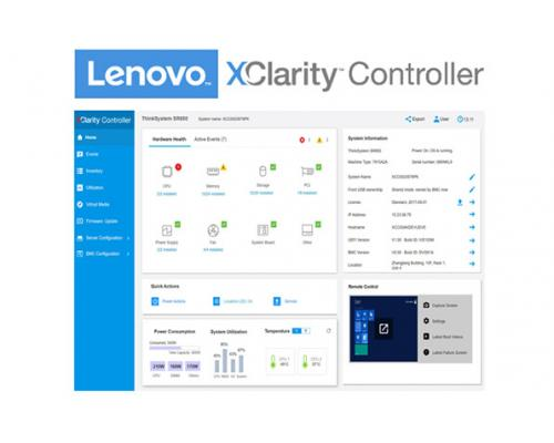 Сервер Lenovo SR590 2U система удаленного управления