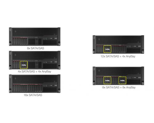 Lenovo SR860 4U диски TIScom