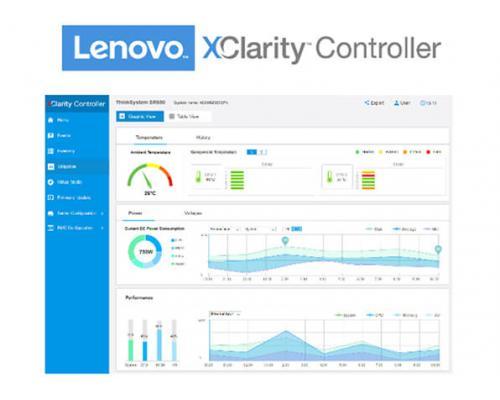 Lenovo SR860 4U менеджер XClarity TIScom