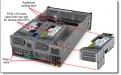 Lenovo SR860 4U слоты для GPU TIScom