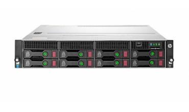 HP ProLiant DL80 Gen9 front