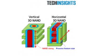Флеш-память типа 3D V- NAND
