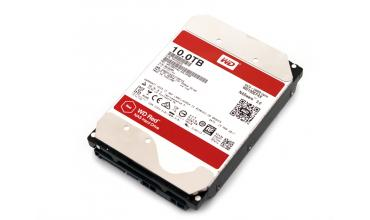 WD Red 10TB:
