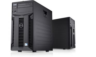Cетевая система хранения данных Dell PowerVault NX200 NAS